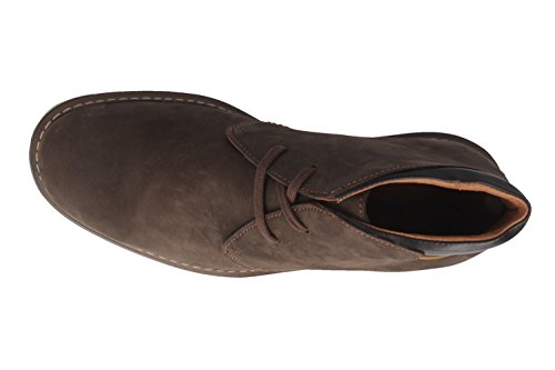 Josef Seibel - Botas de Piel para hombre Marrón marrón