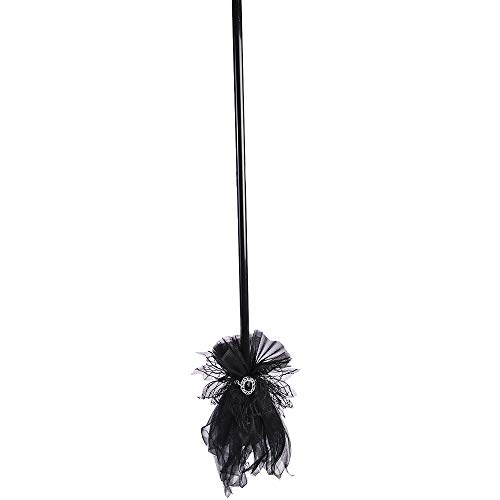 Forum Novelties Unisex-Adult's Witches&Wizards Mini Broom, Multi,