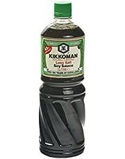 Kikkoman - Sauce soja allégée en sel - 1L - 1000 ml