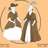 dresses in 1750 - 4