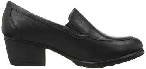 Eastland Mujer Tonie Twin Gore Slip On Black