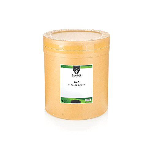 N-Acetyl L-Cysteine (NAC) 25kg (55lbs) by PureBulk