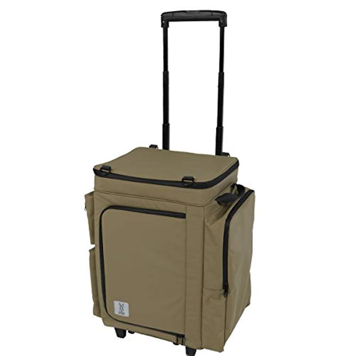 [해외] DODD O D 바베코로2 냉장고형 소프트 쿨러 박스 알루미늄 도 넣어진 싸이드의 포게가 편리하다