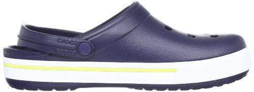 Crocs Unisex Adults' Crocband Ii.5 Clogs Blue (Navy/Citrus) QgmR2LTseB