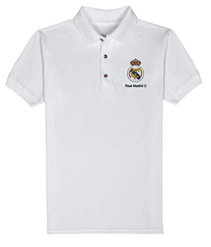 Desconocido Camiseta Oficial del Real Madrid C para Aficionados al ...