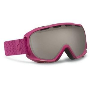 SCOTT US Fix Ski Goggles, Cerise Pink, Black Chrome Natural Lens (Pink Goggles Chrome)