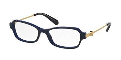 Michael Kors ABELA V MK8023 Eyeglass Frames 3134-52 - - Eyeglasses Blue Cobalt