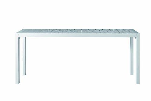 Driade - Thalideux - Aluminium - 88,4 x 88,4 - Miki Astori - Design - Gartentisch - Outdoortisch - Terrassentisch