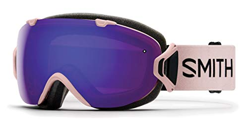 - Smith Optics I/Os Adult Snow Goggles - Gina Kiel/Chromapop Everyday Violet Mirror