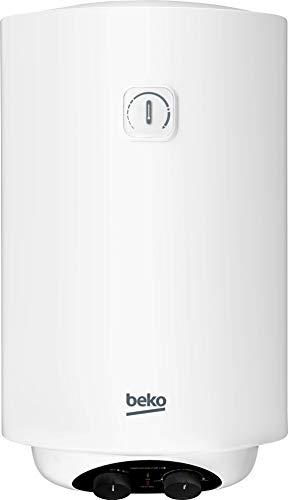 Beko BWH80EUC - Termo electrico / calentador, 80 litros, 2000 W, color blanco