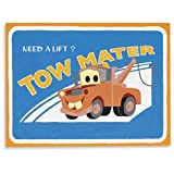 : Tow Mater: Paint by Number
