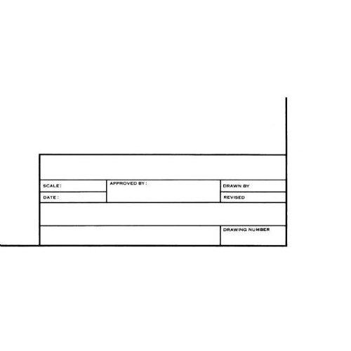 VEL PAPR W/T-BLK 24X36 100PKG by Alvin