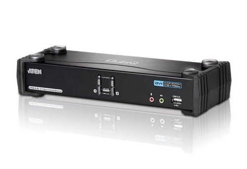 2-PORT Dual-link Dvi KVM by ATEN
