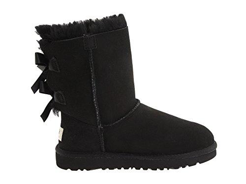 UGG Australia Kid's Bailey Bow Boots (Size: 3M/Black)