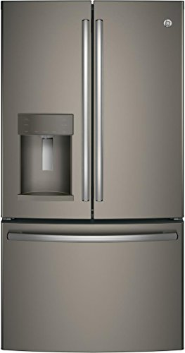 GE GFE26GMKES 25.8 Cu. Ft. Slate French Door Refrigerator – Energy Star