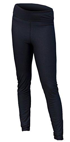 (Kokatat Women's Polartec Power Dry Basecore Pants-Black-L )