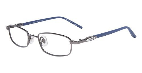 X GAMES Eyeglasses PYRAMID 033 Gunmetal 46MM