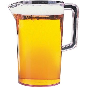 winware 4 pint beer jug amazon co uk kitchen home