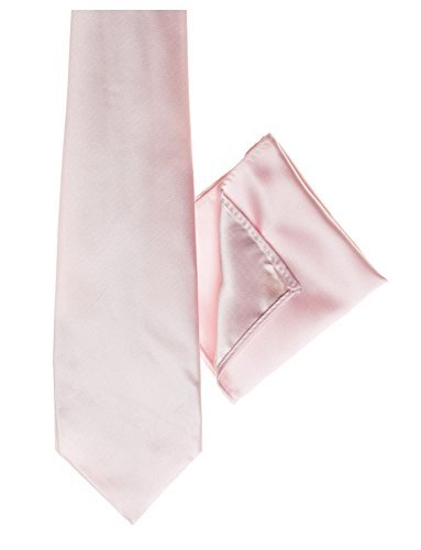 Boys Striped Baby Pink Pocket Square Pocket Handkerchief Boys Handkerchief