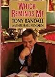 img - for Which Reminds Me by Tony Randall (1989-10-01) book / textbook / text book