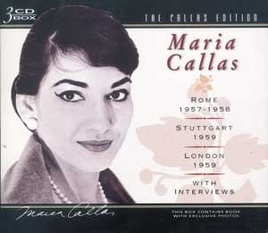 Callas Edition Vol.3