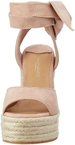 on feet images of sale retailer cheap prices TONY BIANCO Women's Barca Fashion Sandals, Blush, 36 EU ...
