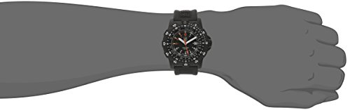 Luminox Men's 8821.KM Recon Pointman Black, Rubber Band, With Multi Color Accents Watch by Luminox (Image #2)