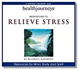 img - for Health Journeys: Meditations to Relieve Stress [Audiobook] 1st (first) edition book / textbook / text book