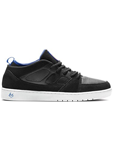 eS Men Slb Mid Black white royal Shoes Size LMYD24xGJI