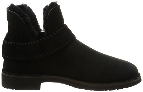 UGG Women's McKay Winter Boot, Black, 8.5 B US