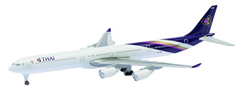 Schuco 403551648 Tiny Airbus A340 600 Thai Airways 1: 600 Scale Models