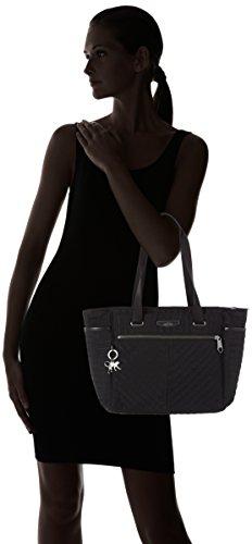 B T Bold Black x H cm Kipling Black Orinthia Shopper x Women's 58t 43x27x14 BXBSRWHz