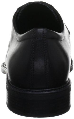 Geox U22w1b43c9999 Homme black Chaussures De B Ville Carnaby U Noir HRPOArHF