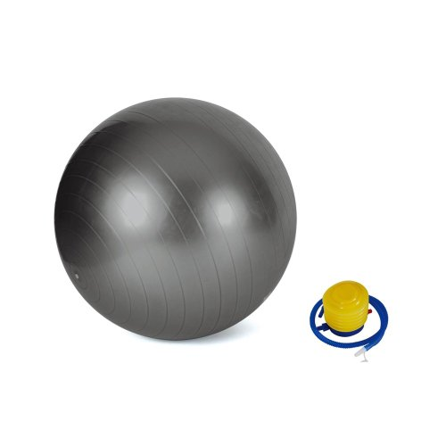 Valor Fitness EJ-6 Anti-Burst Gym Exercise Ball with Pump Review