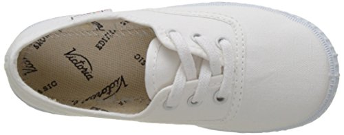 victoria - Zapatillas Unisex adulto Blanco (White)