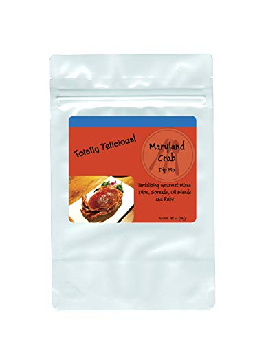 Totally Telicious! Dip and Spread Mix (Maryland Crab) -