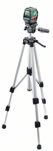 11 opinioni per Bosch PLL 2 Set Livella Laser Multifunzione