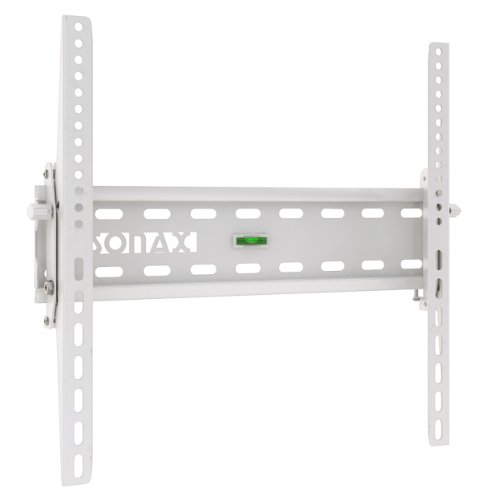 Sonax M-415-MPM Tilting Flat Panel Wall Mount Stand for 32-Inch to 55-Inch TV, White