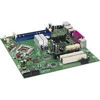 Intel D945GCZLR 1066/800/533 Fsb DDR2 533 Raid 10/100 Lom GMA950 Pcie Micro Btx Motherboard