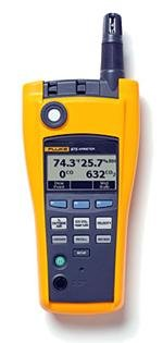 Fluke 975 AirMeter with Bright Backlit LCD Display, -20 to 50 Degree C Temperature, 3000 fpm Air Velocity