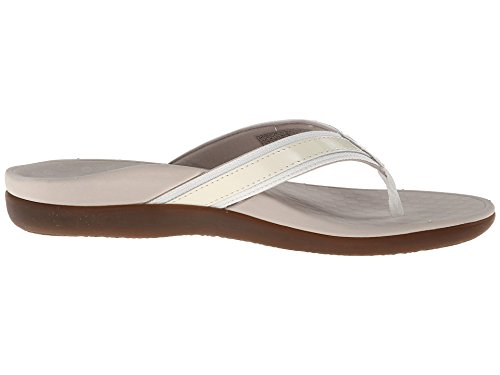 Vionic Sandal Tide Womens Ii By White Orthaheel Hwqra0WH