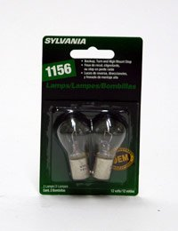Sylvania 1156BP Heavy Duty Back-Up Light 2 - Mall Sylvania
