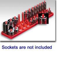 6 Pc. Hansen Socket Tray Organizer Set 1/4