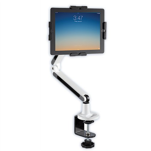 SMK-Link PadDock Pivot Dual Arm Locking Tablet Stand (VP3670) by SMK-Link
