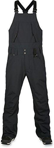 Dakine Men's Wyeast Bib Pants, Black, M