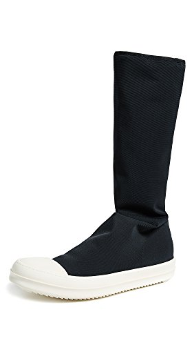 Rick Owens DRKSHDW Men's Scarpe Sock Sneakers, Black, 43 EU (10 D(M) US Men)
