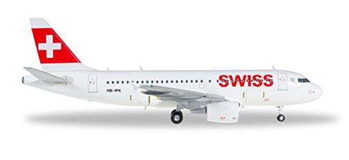 (Daron Herpa Swiss Int'l A319 1/200)