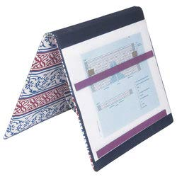 Knitter's Pride Chart Keeper - Fold-Up Style, 20'' X 12'' Open - Navy