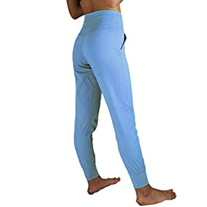 JAYSILVIA Buttery Soft Joggers/Active Sweatpants with Pockets, Womens High Waist Workout Yoga Pants