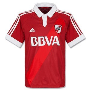 12-13 River Plate Away Jersey-M